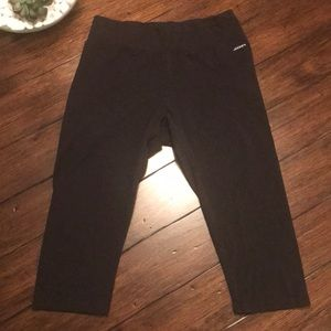 Jockey Pants - Jockey Black Yoga Pant